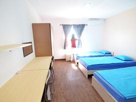 菲律賓遊學-克拉克-EG-宿舍