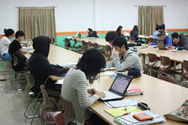 菲律宾游学-克拉克-GS-自习教室