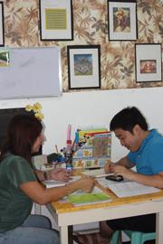 菲律宾游学-克拉克-GS-上课情形