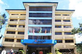 菲律宾游学-碧瑶-HELP-马丁校区-校园环境