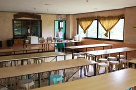 菲律宾游学-碧瑶-HELP-马丁校区-餐厅