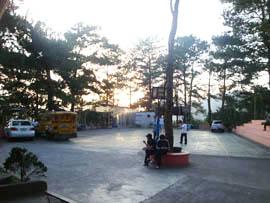 菲律宾游学-碧瑶-HELP-Longlong校区-校园环境