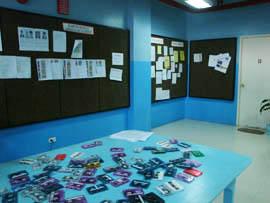 菲律宾游学-碧瑶-HELP-Longlong校区-教室