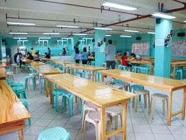菲律宾游学-碧瑶-HELP-Longlong校区-餐厅