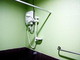 菲律賓遊學-巴克羅-ILP-宿舍衛浴