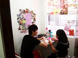菲律賓遊學-巴克羅-ILP-上課情形