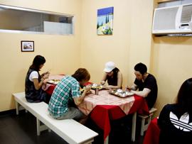 菲律賓遊學-巴克羅-ILP-餐廳