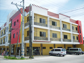 菲律賓遊學-巴克羅- JELS-學校外觀