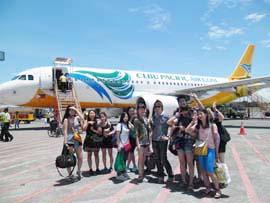 菲律賓遊學-巴克羅- JELS-校外旅遊