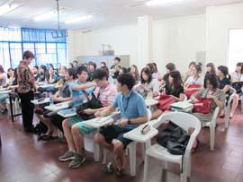 菲律賓遊學-巴克羅- JELS-校外活動