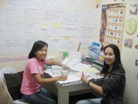 菲律賓遊學-巴克羅- JELS-上課情形