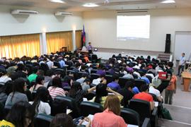 菲律賓遊學-巴克羅-LSLC-測驗情形