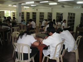 菲律宾游学-巴克罗-LSLC-资料室