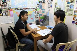 菲律宾游学-巴克罗-LSLC-上课情形