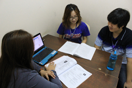 菲律賓遊學-巴克羅-LSLC-上課情形