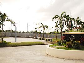 菲律賓遊學-怡朗Iloilo-MK-籃球場