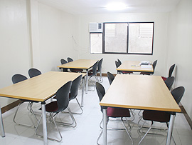 菲律賓遊學-怡朗Iloilo-MK-教室