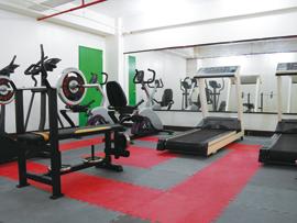 菲律賓遊學-宿霧-PELIS-健身房