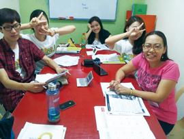 菲律賓遊學-宿霧-PELIS-上課情況