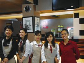 菲律賓遊學-宿霧-PELIS-員工