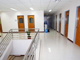 Pines facility