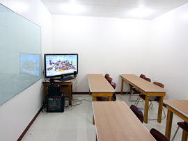 Pines study room