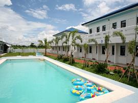 菲律賓遊學-馬尼拉-PPEA-游泳池