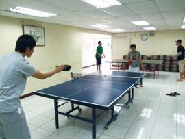 菲律賓遊學-蘇比克-SLC-休憩室