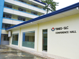 菲律賓遊學-蘇比克-SLC-校園