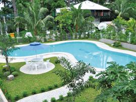 菲律賓遊學-蘇比克-SLC-游泳池