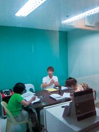 菲律賓遊學-宿霧-SME-上課情形