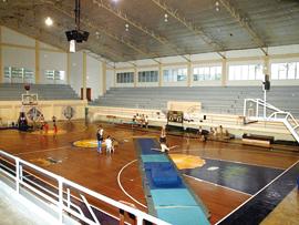 菲律宾游学-宿雾-USPF-体育馆