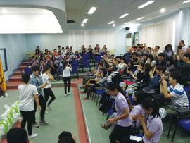 菲律宾游学-宿雾-USPF-活动