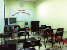 菲律宾游学-宿雾-USPF-教室